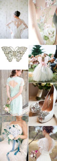 fluttering dreams butterfly wedding ideas