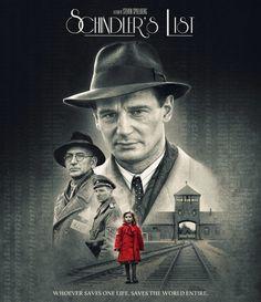 Image result for schindler's list poster
