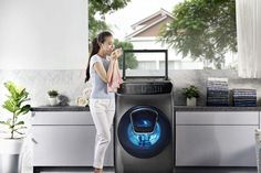 Sửa máy giặt samsung không vắt đơn giản nhanh gọn Washing Machine, Home Appliances, Samsung, House Appliances, Domestic Appliances, Sam Son