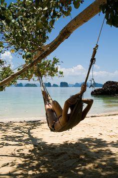 Six Senses at Koh Yao Noi island, Thailand.