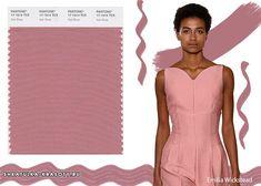 ASH ROSE - Trendy color for spring-summer 2018