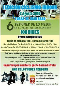 Torre de Juan Abad - I Edición Ciclismo-Indoor