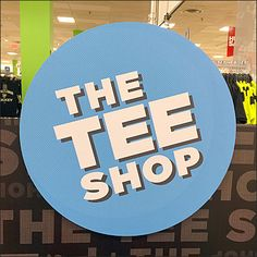 The Tee Shop CloseUp