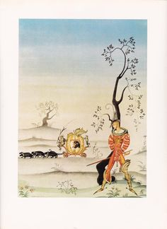 Kay Nielsen Brothers Grimm vintage by FairlyVintagePrints on Etsy