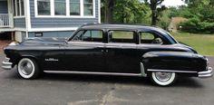 1952 Chrysler Crown Imperial Seven Passenger Limousine
