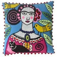 Image result for book inspired cushions