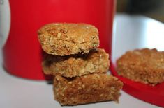 These buttery, sugary oat biscuits have been a South Africa favourite for years. Salted Caramel Fudge, Salted Caramels, South African Recipes, Golden Syrup, Baking With Kids, Tray Bakes, Cooking Time, Biscuits, Cake Recipes