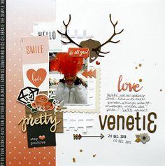 Venice - Scrapbook.com