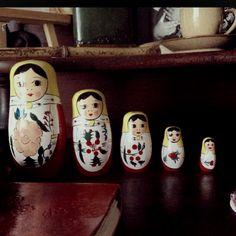 #sportsgirl Russian dolls