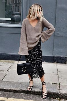 15 autumn winter 2016 outfit ideas that you can copy today from Instagram style…
