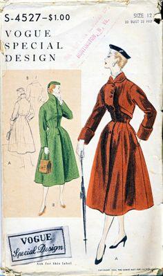 Vogue Special Design S-4527 (1955)