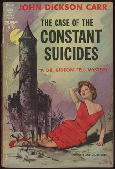 the case of the constant suicides (c1950s)