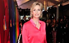 Jane Lynch: Jason Sudeikis's Pop Culture Expertise 'Off the Charts'