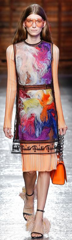 Emilio Pucci Collection Spring 2016 Ready-to-Wear