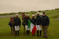 Team Italia Endurance, ranking 3rd at the #Endurance European Championships. Protected by KEP Italia / of course!