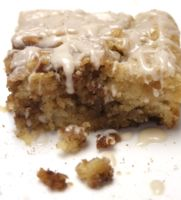 Vegan Cinnamon Roll Cake