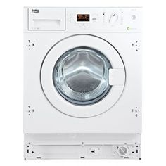 Lavadora Integrable Beko A+++ 8 Kg. Home Kitchens, Washing Machine, Home Appliances, Kitchens, House Appliances, Kitchen, Appliances