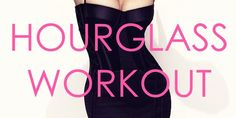 Hourglass workout christina carlyle