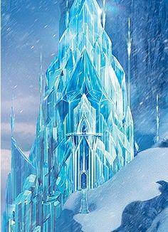 Elsa's Ice Castle