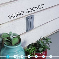 Crap Ways To Hide Your Keys, but genius geocaching hideouts lol