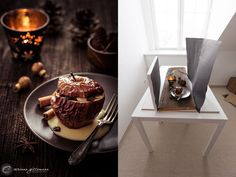 Food Photography Setup