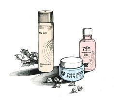 The Waterless Skincare Routine