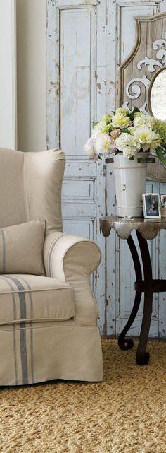 Lovely Side Chair | Living Room Design Ideas