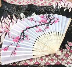 Find details of japanese silk cherry blossom branches sale with unique gifts, souvenirs and giveaways including Silk Cherry Blossom Petal Toss, Delicate cherry blossom design silk folding fan favors, Sugared Cherry Blossom Spray (Set of and more. Cherry Blossom Fiesta, Cherry Blossom Wedding, Cherry Blossoms, Wedding Fans, Wedding Ideas, Wedding Stuff, Wedding Themes, Diy Wedding, Dream Wedding