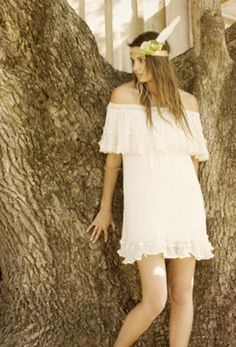 Tijuana Dress (Asst. Colours) - The Freedom State - Bohemian Inspired Online Store