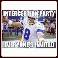 SMFH Tony Romo! Just can't get the job done #NFL #Cowboys - @_vgii_09- #webstagram