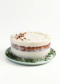 Italian Cream Cake | @thefauxmartha