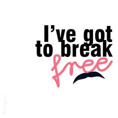 I've got to break free #free #queen #freddiemercury #liberarme #penipua