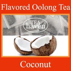 oolong coconut tea