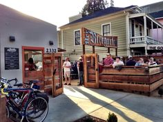 Der Biergarten Midtown in Sacramento, CA