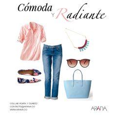 #Outfit Arana Joyas