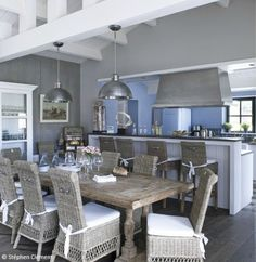 D co bord de mer on pinterest cuisine deco and seaside for Decoration bord de mer