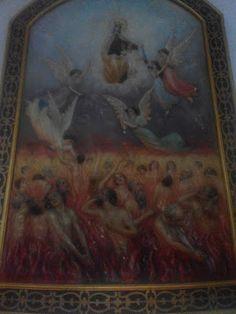 AMARAJESUS: Oremos todos los días por las Almas del purgatorio...