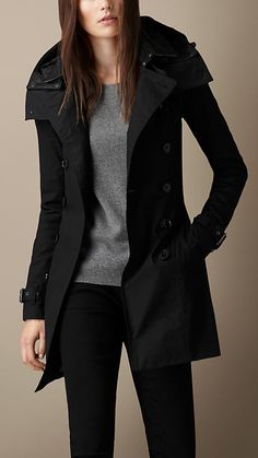 burberry warm trench