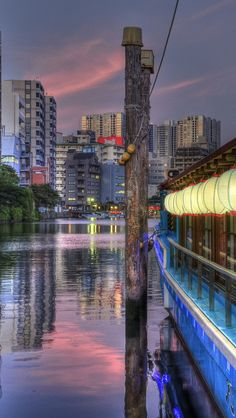 Tokyo Lanterns, Japan