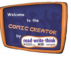 Here Is An Excellent Tool for Creating Comic Strips to Use in Class ~ Educational Technology and Mobile Learning Educational Websites, Educational Technology, Instructional Technology, Technology Gadgets, Narrativa Digital, Digital Comics, Teachers Week, Writing Curriculum, Teaching Time