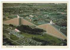 Postcards - Canada # 338 - The Olympic Village, Montreal, Quebec