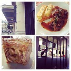 Lunch at Teroir Parisien