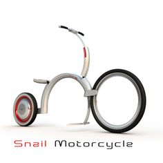 Snail Motorcycle | Bicycle | Beitragsdetails | iF ONLINE EXHIBITION
