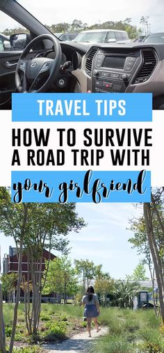 How To Survive a Road Trip with your Girlfriend