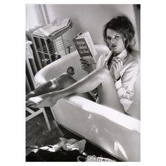 Kate Moss preparing for husband ;-)