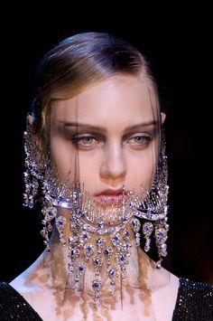 Armani Prive Couture Fall/Winter 2012 at Paris Fashion Week.