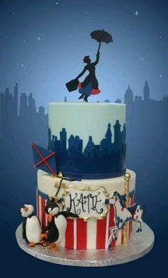 Tema: Mary Poppins