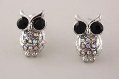 Owl post earrings!  Hot item! http://shoppingbuyfaith.com/earrings.html