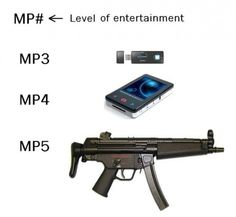 I prefer the 5th level of entertainment my self but its not for everyone! Made me think of Chris.