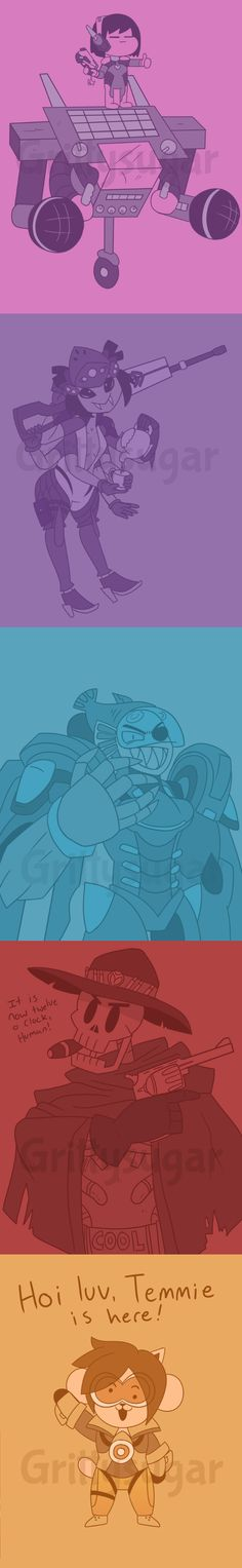 See more 'Overwatch' images on Know Your Meme<< wait so instead of being overwatch would this be Underwatch??